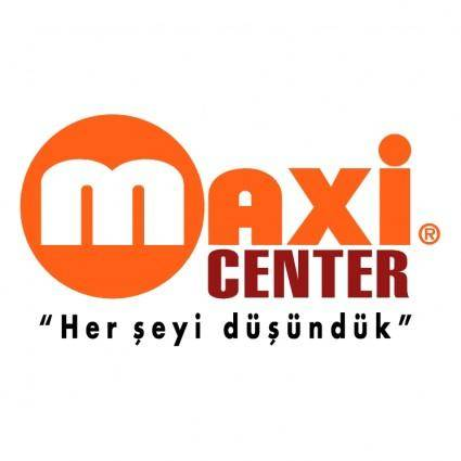 free vector Maxi center