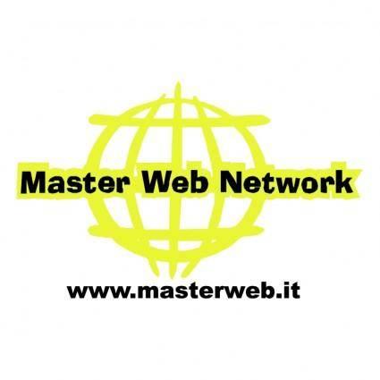 free vector Master web network