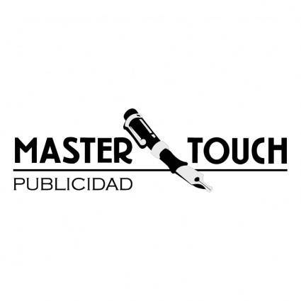 free vector Master touch