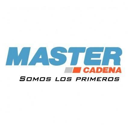 free vector Master cadena