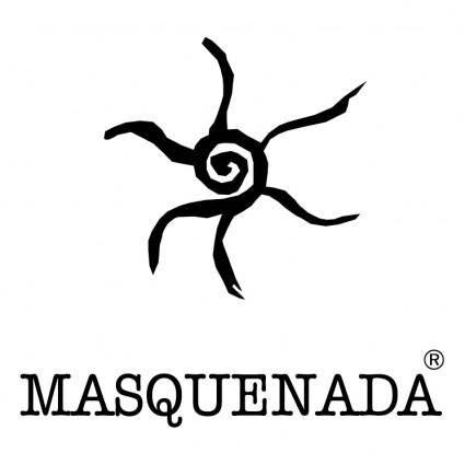free vector Masquenada