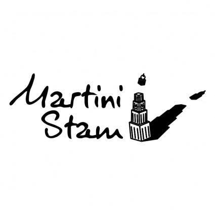 Martini stam