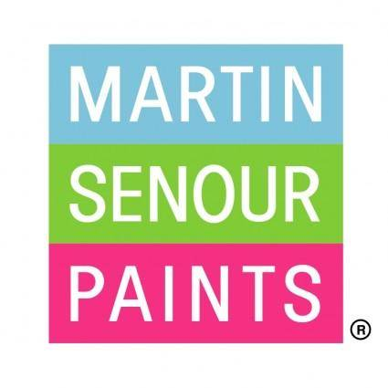 Martin senour paints 0