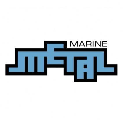 free vector Marine metal 0