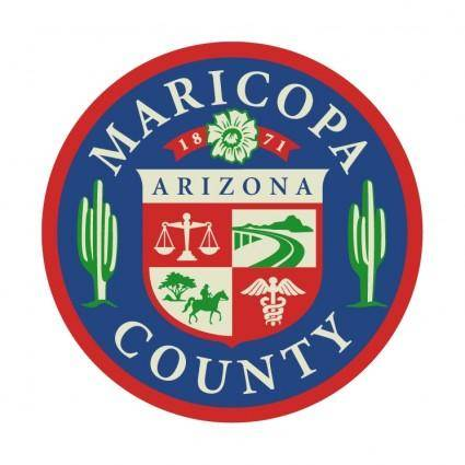 free vector Maricopa county