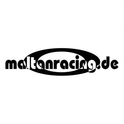 free vector Maltanracing pro team