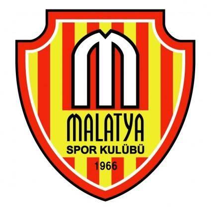 free vector Malatya spor kulubu