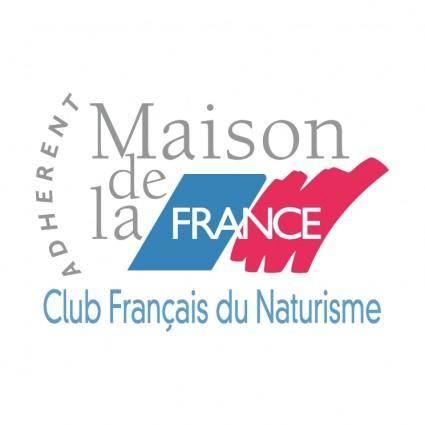 free vector Maison de la france 0