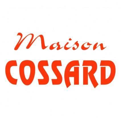free vector Maison cossard
