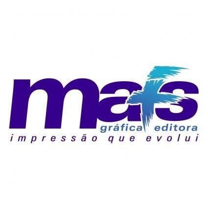 free vector Mais grafica e editora
