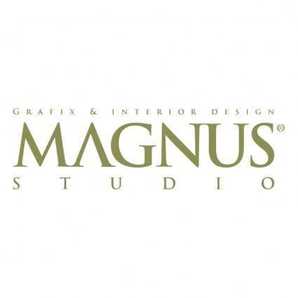 free vector Magnus studio