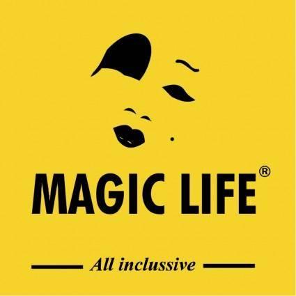 free vector Magic life