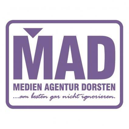 free vector Mad medienagentur