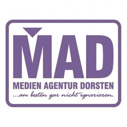 free vector Mad medienagentur