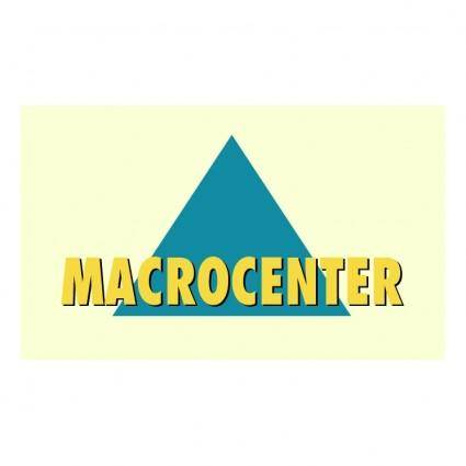 free vector Macrocenter