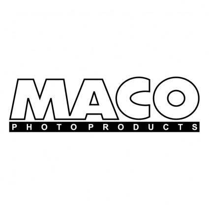 free vector Maco