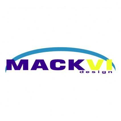 free vector Mack vi design