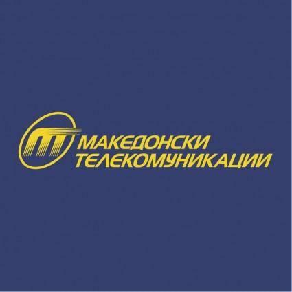 Macedonian telecom