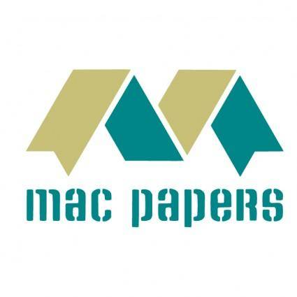 free vector Mac papers