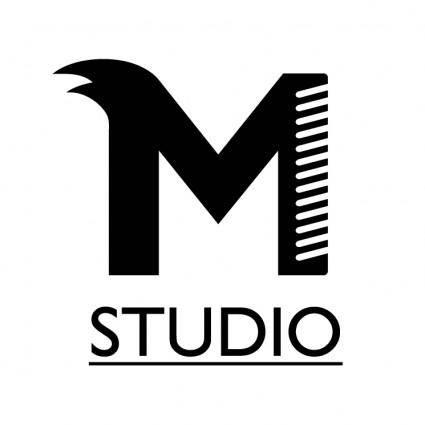 free vector M studio
