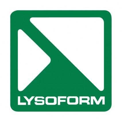 free vector Lysoform 0