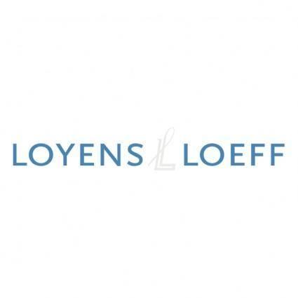 free vector Loyens loeff