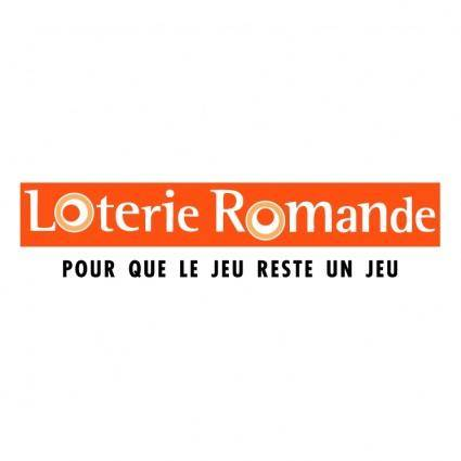 free vector Loterie romande 0