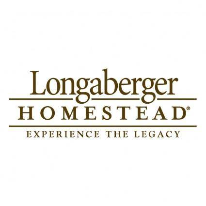 free vector Longaberger homestead