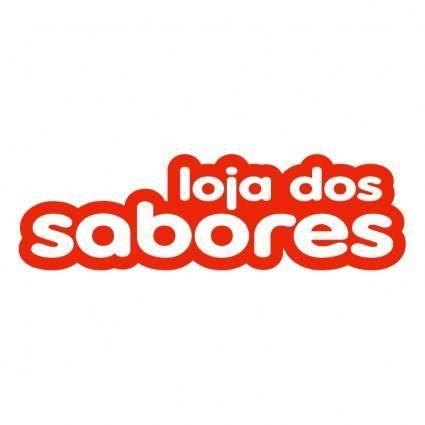 free vector Loja dos sabores