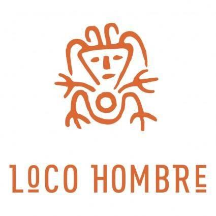 free vector Loco hombre