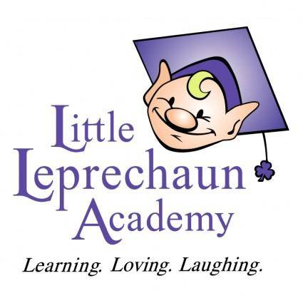 free vector Little leprechaun academy