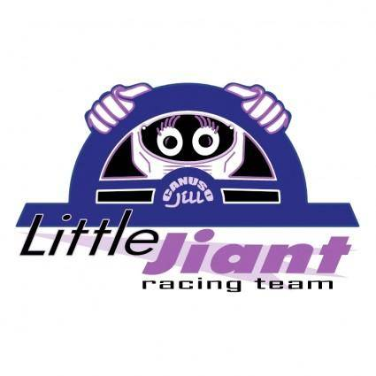 free vector Little jiant racing