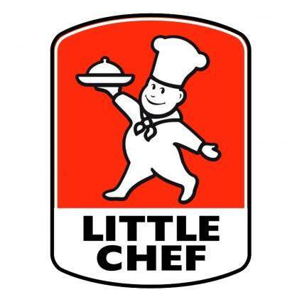 free vector Little chef