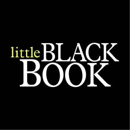 free vector Little black book