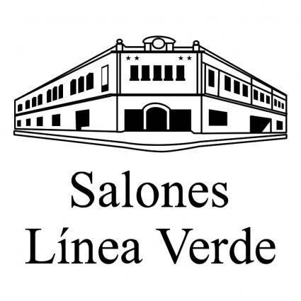 free vector Linea verde