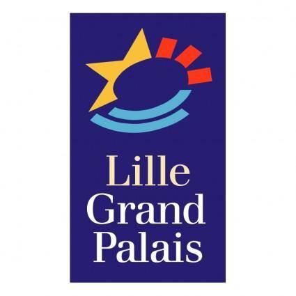 free vector Lille grand palais