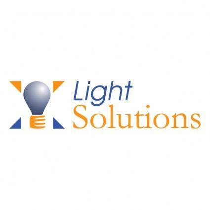 Light solutions