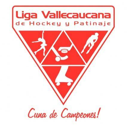 Liga vallecaucana de hockey y patinaje