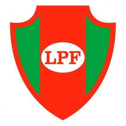 free vector Liga posadena de futbol de posadas