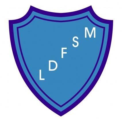 free vector Liga departamental san martin de san jorge