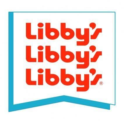 free vector Libbys 1
