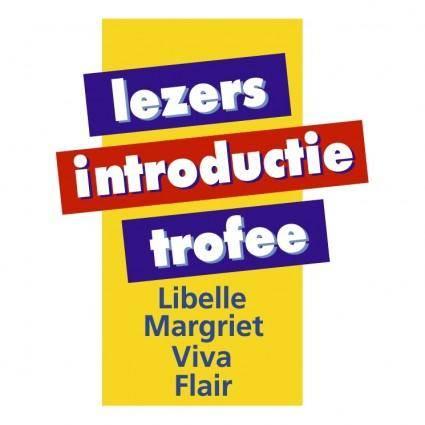 free vector Lezers introductie trofee