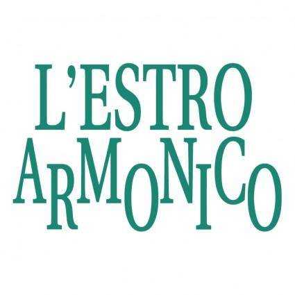 free vector Lestro armonico