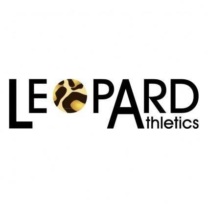 free vector Leopard athletics 1