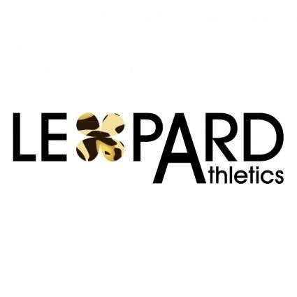free vector Leopard athletics 0