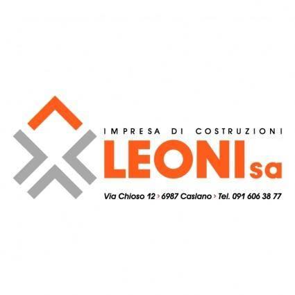 free vector Leoni sa