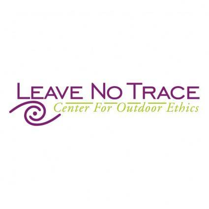 Leave no trace 0