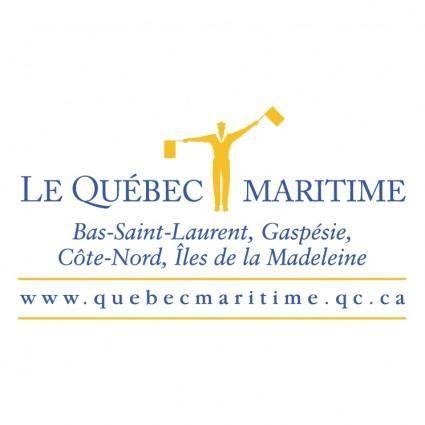Le quebec maritime 0
