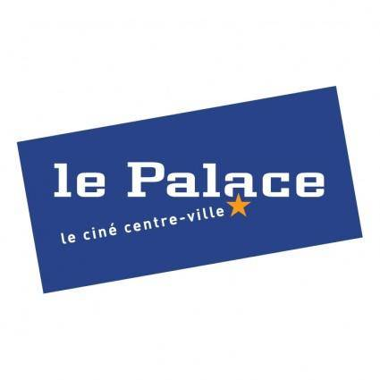 free vector Le palace