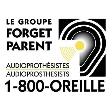 Le groupe forget parent 0